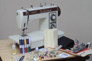 Швейная машина Privileg Combi Super Automatik 695 кожа - Гарантия 6мес