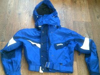 Schoffel(Швейцария) стильная спорт куртка