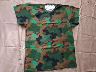 Лот 2 Новая футболка армии Бельгии, пр.р.XL 8595-9505