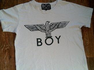 Boy London - фирменная футболка