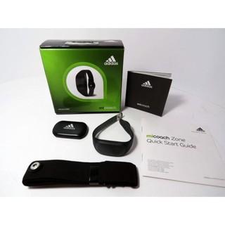 Оригинальный пульсометр Adidas Micoach ZONE Пульсометр с нагрудным датчиком Новый