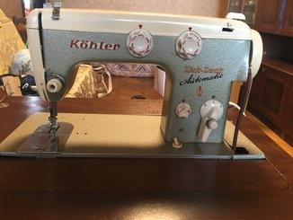 Швейная машинка Koehler zigzag