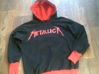 Metallica - фирменная толстовка разм.М
