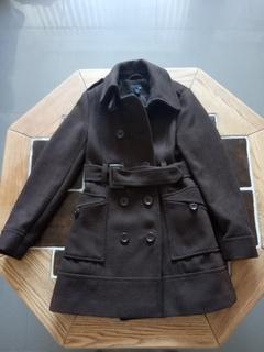 H&M пальто кашмировое