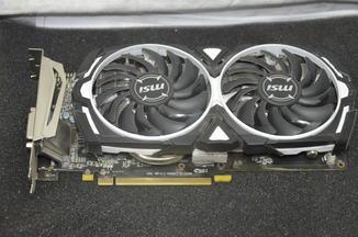 MSI Radeon RX 470 Miner, 4Gb Bulk (RX 470 MINER 4G)