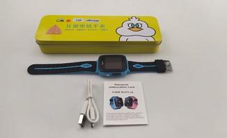 Детские GPS-часы с сим-картой