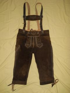 Кожаные  штаны Stockerpoint