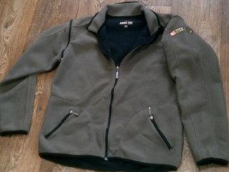 Army tex suisse куртка на флисе