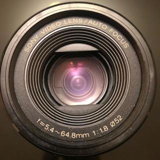 Видеокамера SONY CCD FX280E