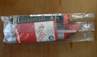 Химический анкер Hilti HIT-RE 500 V3. Лот №2. Европейское качество