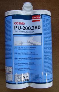 Высокопрочный универсальный клей COSMO PU-200.280. + Бонус. Сделано в Германии. Лот №2