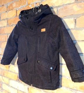 Стеганое пальто на синтепоне NEXT