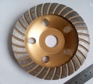 Алмазнач чашка СЕГМЕНТИРОВАНАЯ125Х22,2 мм