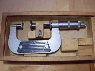 Микрометр зубомерный новый 25-50мм