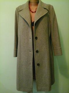 Шерстяное пальто Next, Латвия, р.XL-2XL, есть нюанс