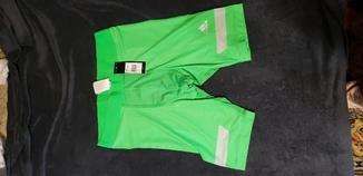 Термобелье adidas велосипедки XL (зеленые)