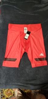 Термобелье adidas велосипедки XL (красные)