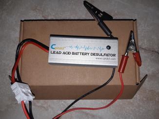Десульфататор АКБ-1.