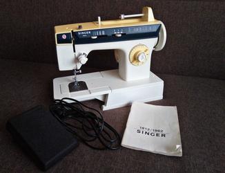 Швейная машинка SINGER 1812/1862 с Германии