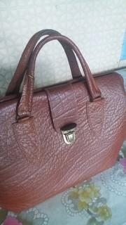 Винтажная кожаная сумка, Европа