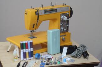 Швейная машина Privileg Topstar Electronic Super Automatic796 Германия