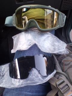 Тактическая маска ESS