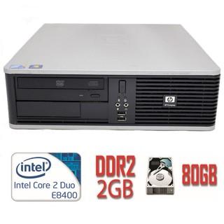 Системный блок HP 7900 SFF E8400/DDR2 2Gb/80Gb