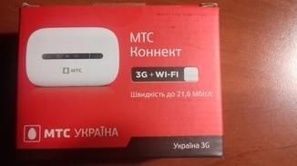 Мобильный Wi-Fi роутер Huawei 424D