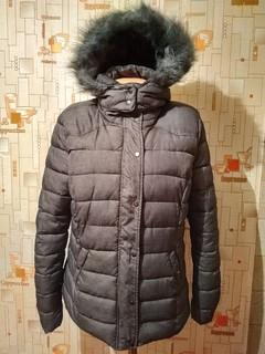 Куртка теплая зимняя JEAN PASCALE p-p L