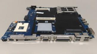 Материнська плата ноутбука Asus A6R, PN:08-26AR0021Q, Rev:2.1