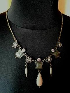 """Ожерелье и серьги """"Венеция"""""""