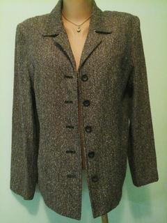 Пиджак Oscar B., p.L, теплая костюмная ткань, демисезон