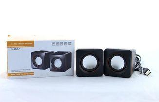 Колонки для ноутбуков или ПК SPS D-02A USB 5 Вт Отличный звук