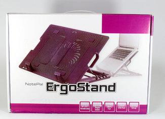 Подставка для ноутбука с охлаждением Ergo Stand Большой Куллер