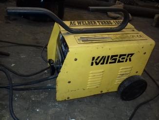 Сварочный апарат кайзер