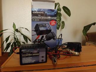 Автоматическое зарядное устройство GRUNDIG, 12v 10-250 Ah