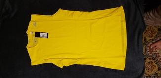 Термобелье adidas майка XL (желтая)
