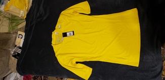 Термобелье adidas футболка XL (желтая)