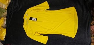Термобелье adidas футболка М (желтая)