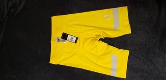 Термобелье adidas велосипедки М (желтые)
