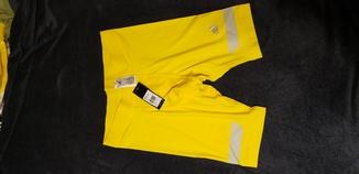 Термобелье adidas велосипедки XL (желтые)