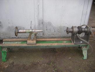 Верстат токарний деревообробний СТД120