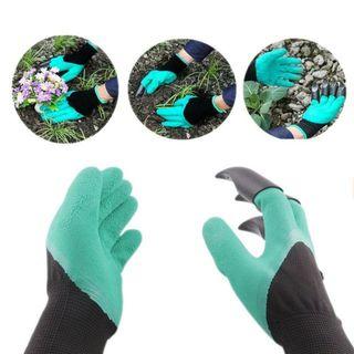 Перчатка с когтями для сада GARDEN GLOVE