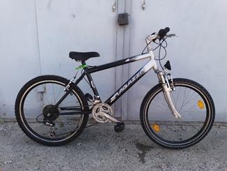 Велосипед 24 RAGAZZI(Італія) 21 перед.перед аморт.(на вік 7-14 років)