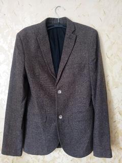 Модный мужской приталенный пиджак Topman оригинал в отличном состоянии