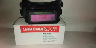 Сварочные очки хамелеон SAKUMA WG-200F