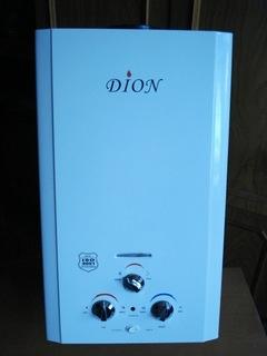 Газовая колонка ДИОН- автомат,модель JSD10 (Львов)
