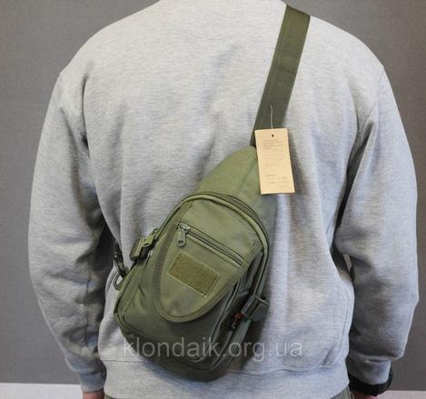 8aa333c9ef56 Тактическая, штурмовая, военная, универсальная, городская сумка на 5-6  литров Olive (727-GK)Ставок: 0250грн ~9,79usdПриблизительное значение в  американских ...