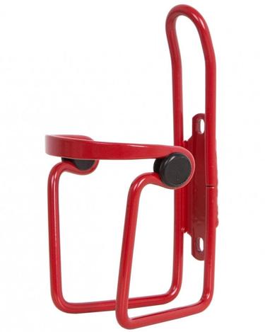 Флягодержатель алюминиевый RED (409242)