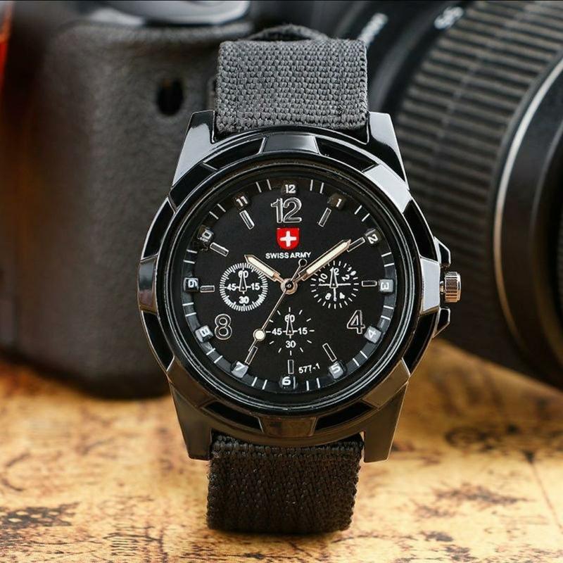 Мужские кварцевые часы часы Swiss Army., фото №2
